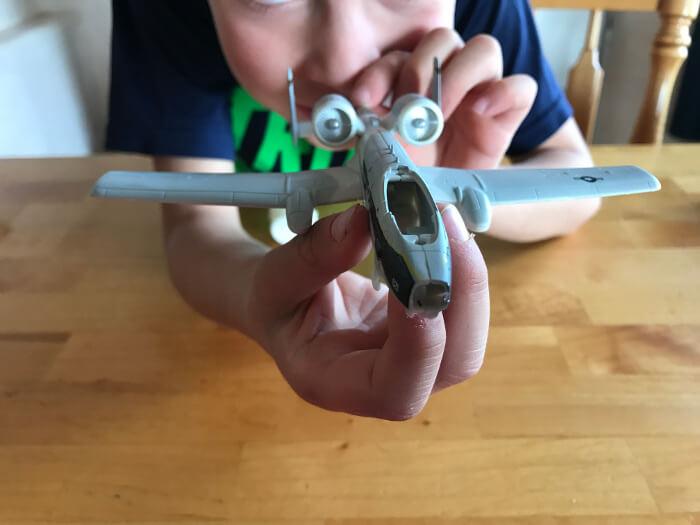 A-10 Thunderbolt Model